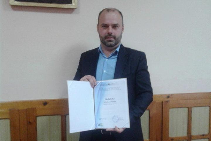 Djurevic novi nacelnik